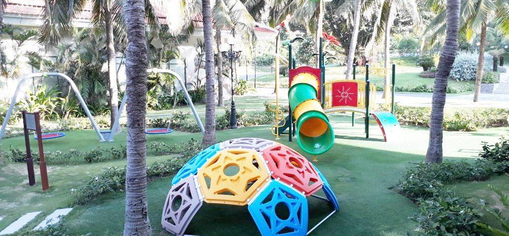 Vinpearl Nha Trang khu ngoài trời Kids Club